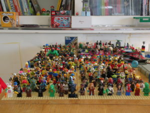 marvel dc minifigures collection