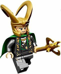 lego marvel minifigures loki