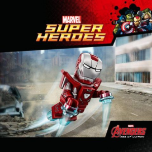 lego marvel minifigures iron man