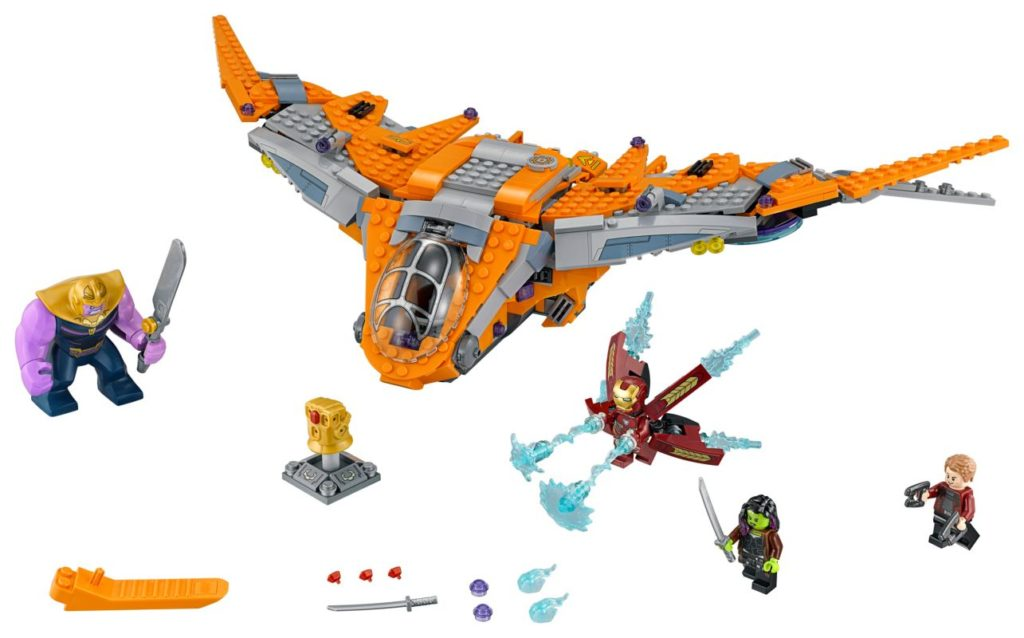 Ultimate Battle (set 76107)