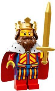 Minifigures Through Time: Royal Family