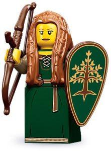 lego forest maiden