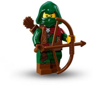 Minifigures Through Time: The Forest Folk