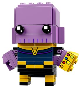 Thanos Brickheadz 41605