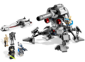 Battle for Geonosis LEGO Set