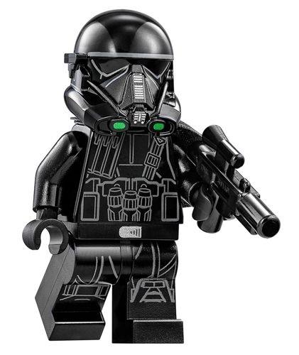 LEGO Star Wars Minifigures - LEGO Death Trooper