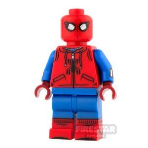 Custom LEGO Minifigures - Spider Man Homecoming Minifigure