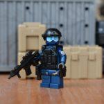 Building Custom LEGO Army Minifigures