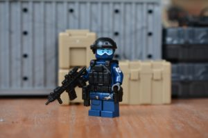 Building Custom LEGO Army Minifigures