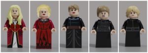 lego game of thrones cersei lannister