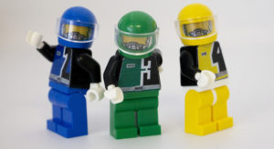 LEGO Power Rangers, Part 2: The Minifigures