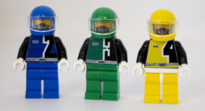 custom lego power rangers minifigures