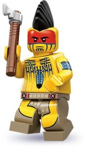 lego tomahawk warrior
