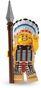 lego tribal chief