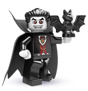 lego vampire and his pet bat