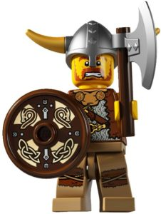 historical minifigures: viking