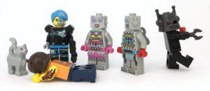 robots take over