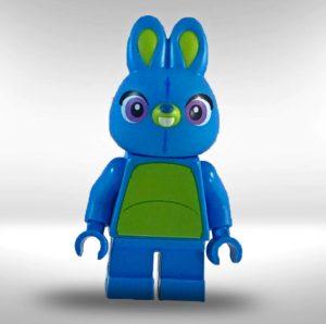 lego toy story 4 bunny