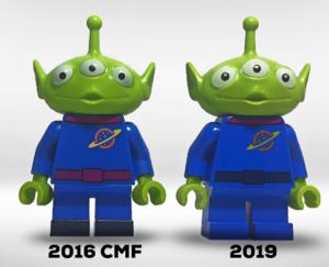 lego toy story aliens