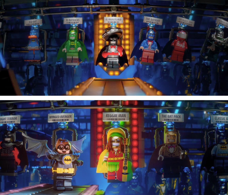 Lego Batman Minifigures On Batman S 80th Birthday Minifigures Com Blog