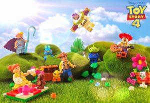 lego toy story 4 minifigures