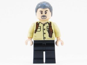 Best LEGO Jurassic World Minifigures - Hoskins