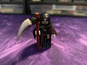 LEGO Grim Reaper profile