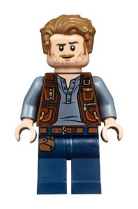 Best LEGO Jurassic World Minifigures - Owen Grady