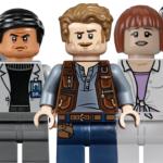 LEGO Jurassic World Minifigures To Round Off Jurassic June