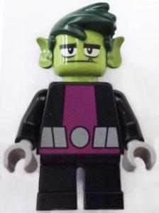 lego dimensions beast boy minifigure