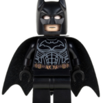 LEGO Batman Minifigures on Batman's 80th Birthday