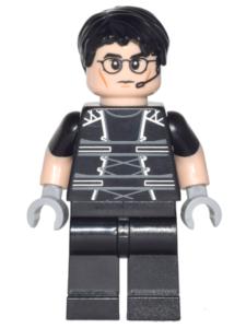lego dimensions ethan hunt minifigure