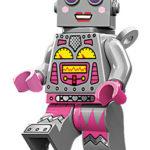 LEGO Robots: Mechanical <del>Menace</del> Magnificence