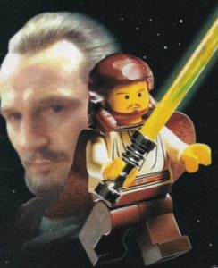 star wars figures qui-gon jinn