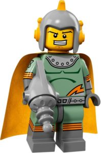 lego retro space hero