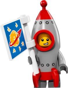lego rocket boy
