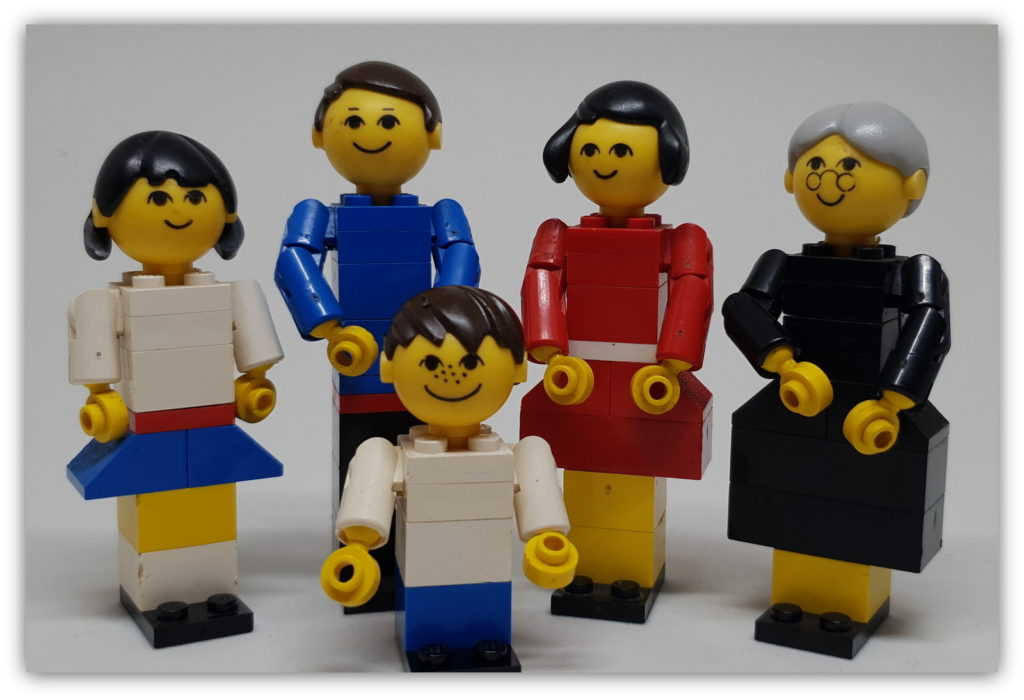 The LEGO Family