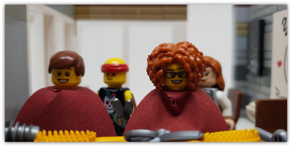 moist lego hair :)