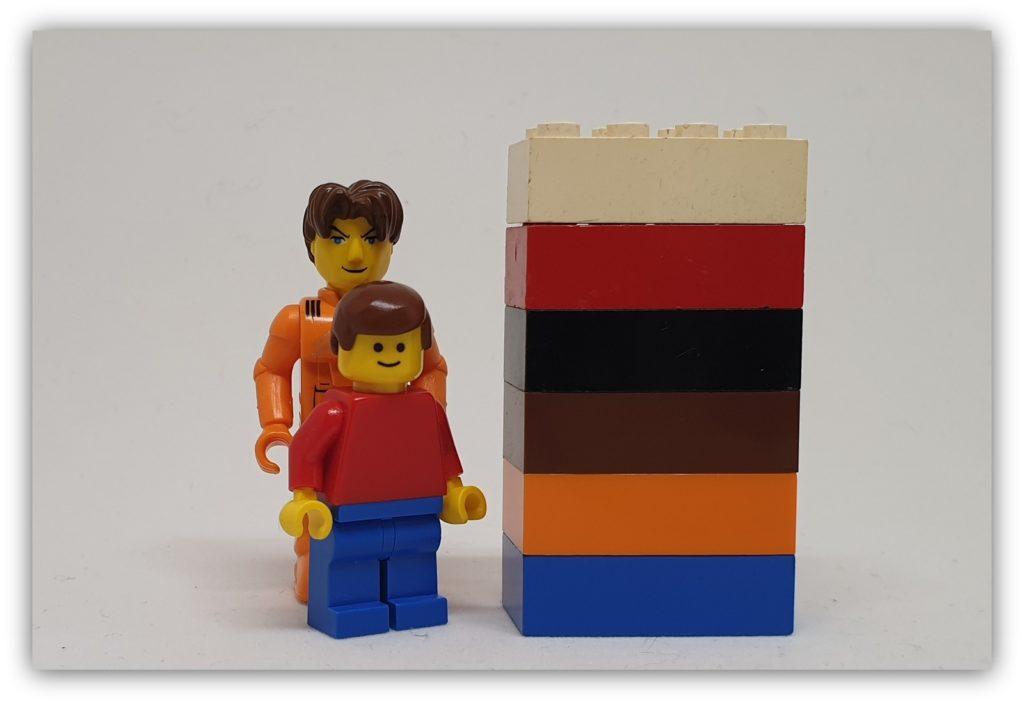 bigger lego figures: jack stone