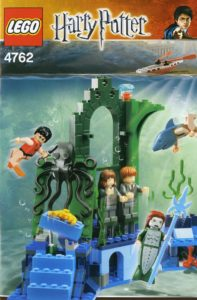 lego monsters: harry potter mermaids