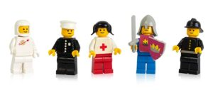 A Brief History of the LEGO Minifigure
