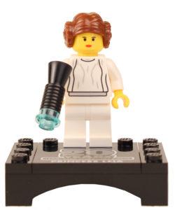 Princess Leia minifigure