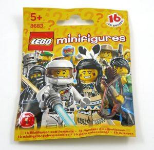history of the minifigure: collectibles