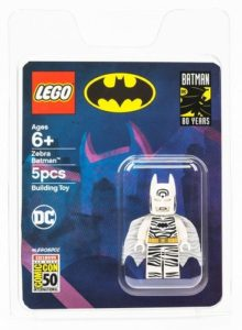 sdcc exclusive lego batman minifigure