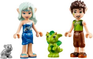Myths & Minifigs: LEGO Elves!