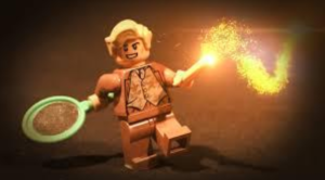 which harry potter minifigures are rare: gilderoy lockhart
