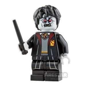 lego zombies harry rotter