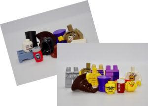 #fstcreate minifigure parts