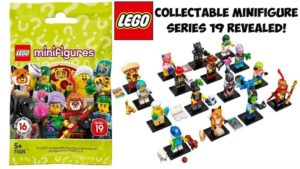 Why I am Excited for LEGO CMF Series 19