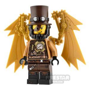 Steampunk LEGO Minifigures